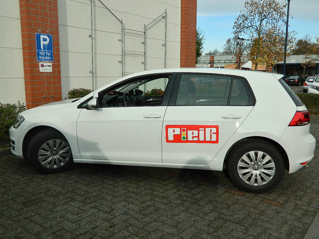 VW Golf 7 (Klasse B)